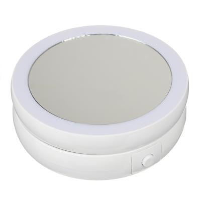 347-093 Зеркало с LED-подсветкой ЮниLook, d.15,5 см