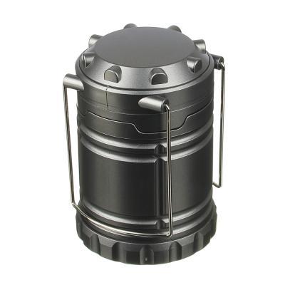 225-002 ЧИНГИСХАН Фонарь светильник, 6 LED, 3xAA, 1 режим, пластик