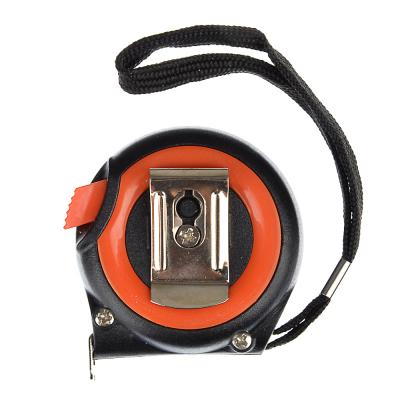 658-090 ЕРМАК Рулетка Автостоп, ABS пластик, 3мх16мм