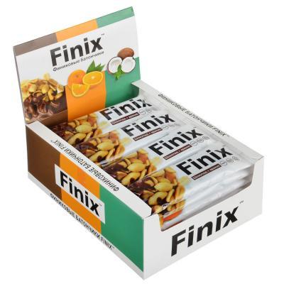 015-104 БАД Батончик финиковый Finix, 30г, 3 вида