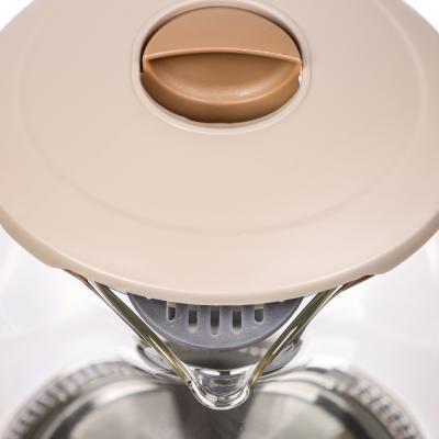 291-086 LEBEN Чайник электрический со стеклянной колбой, 1850 Вт, 1,8л