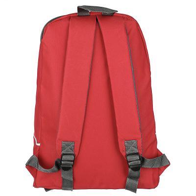 254-281 Рюкзак подростковый 40x30х17см, 1отд. на молнии, полиэстер, 3 цвета, ПРОМО