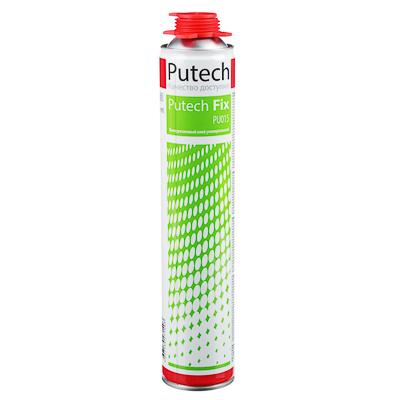469-215 Клей-пена универсальный полиуретановый PUTECH PROFI 840 гр
