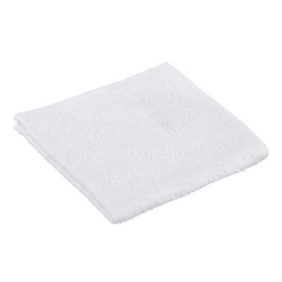 434-100 PROVANCE Лайт Комплект салфеток махровых для уборки 10 шт, 100% хлопок, 25х25см, белый