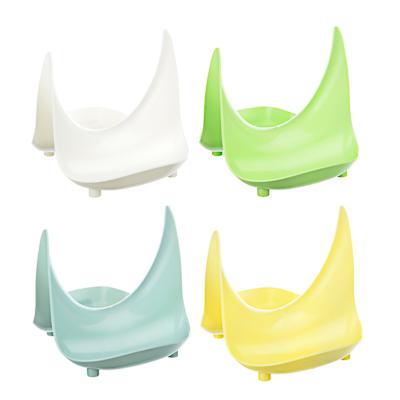 485-092 BEROSSI Подставка универсальная Rimi, 18х16х15см, пластик, 4 цвета
