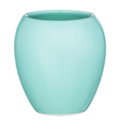 "463-943 VETTA Стакан для ванной комнаты, ""Море"", керамика, 2 цвета"