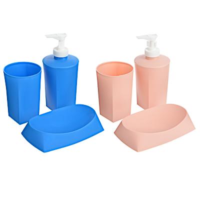 463-947 VETTA Набор для ванной 3 пр., пластик, 2 цвета
