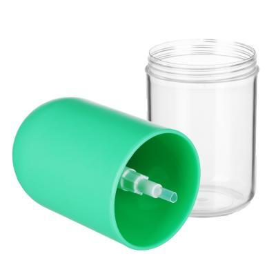 "463-950 VETTA Дозатор для жидкого мыла, ""Фреш"", пластик, 7,4х13,8см, 2 цвета"