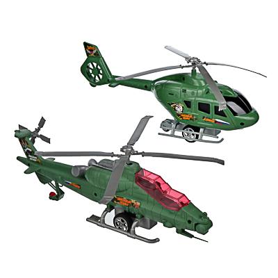 292-222 ИГРОЛЕНД Вертолет с механическим стартером, PP, 29-30х10-, 2 дизайна