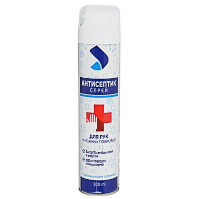 911-020 Спрей для рук и кожных покровов антисептический, 300мл