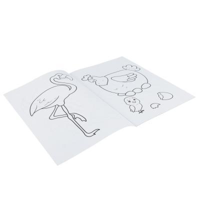290-249 ПРОФ-ПРЕСС Раскраска, 16стр., бумага, 19,5х27,5см, 12 дизайнов
