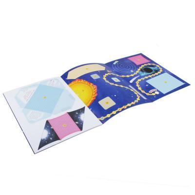 """857-132 РОСМЭН Интерактивная игровая папка """"Lapbook"""", бумага, картон, 27,5х21см, 6 дизайнов"""