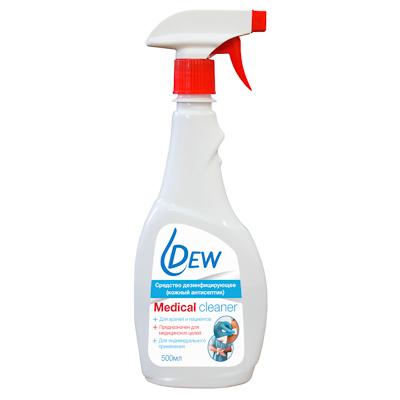 911-029 Средство антисептическое DEW Antibac S+, 500 мл
