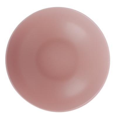 824-437 MILLIMI Ирина Салатник 19,5х6см, керамика, 3 цвета