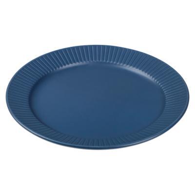 824-438 MILLIMI Ирина Тарелка десертная 22см, керамика, 3 цвета