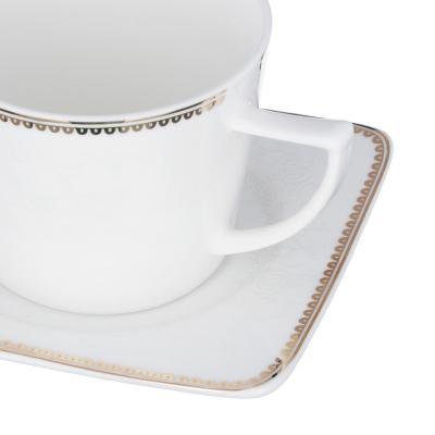 802-046 MILLIMI Катрин Набор чайный 2пр., 250мл, костяной фарфор