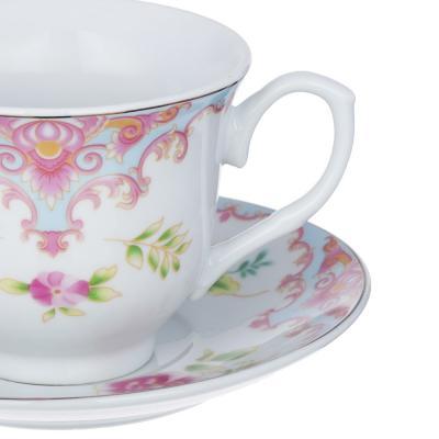 802-073 Сабина Набор чайный 12 пр., 220мл, фарфор