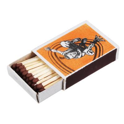 101-047 BY Спички бытовые, БЛОК 10 коробков 7,5х6,5х5,1см, осина, картон, зажигательная масса.