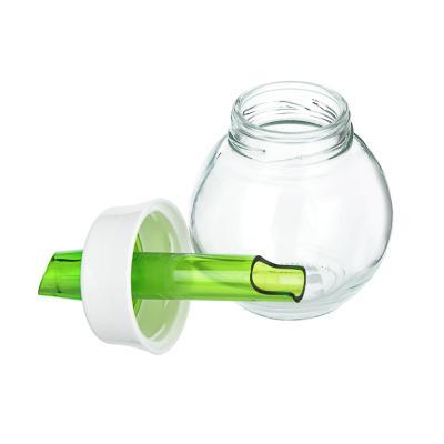 828-230 HEREVIN Мираж Дозатор для сахара 180 мл, стекло, 3 цвета, 131661-823