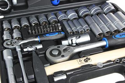 736-184 РОКОТ Набор автомобильных инструментов, 74 предметов