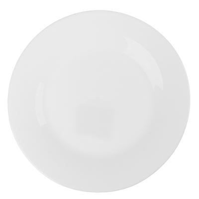 818-189 MILLIMI Тарелка подстановочная 23см, опаловое стекло