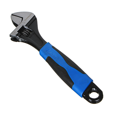 РОКОТ Ключ разводной 250мм, двухкомпонентная рукоятка