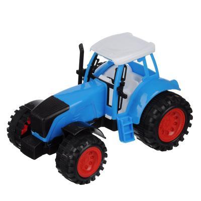 """292-227 ИГРОЛЕНД Трактор """"Мой первый трактор"""", инерция, РР, 18х12х11см"""