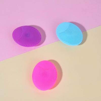357-207 Щеточка для умывания ЮниLook, 6,5х5 см, 3 цвета