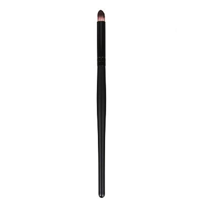 "357-211 Кисть для теней ЮниLook ""Бочонок"", ворс нейлон, 16,5 см, черная"