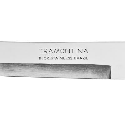 871-567 Tramontina Multicolor Нож кухонный 12.7см, блистер, цена за 2шт., 23527/215