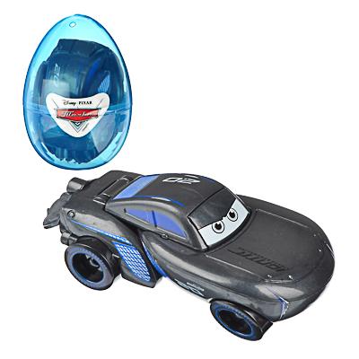 "274-175 Disney/Pixar Игрушка яйцо-трансформер ""Тачки"" 6х6х8,5см, пластик, 4 дизайна"