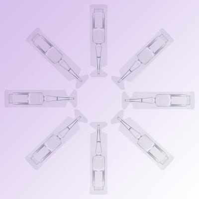 022-009 Эссенция для кожи с гиалуроновой кислотой ЮниLook, увлажняющая и восстанавливающая, 2 мл