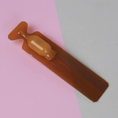 022-011 Сыворотка для кожи вокруг глаз ЮниLook, осветляющая и подтягивающая, 1 млх5 шт
