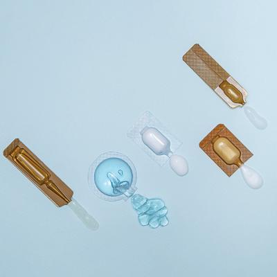 022-012 Маска для лица гелевая ЮниLook, увлажняющая и восстанавливающая, с гиалуроновой кислотой, 10 мл