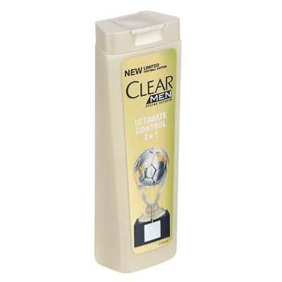 974-091 Шампунь и бальзам-ополаскиватель 2 в 1 для мужчин CLEAR против перхоти, 200мл, 67400169