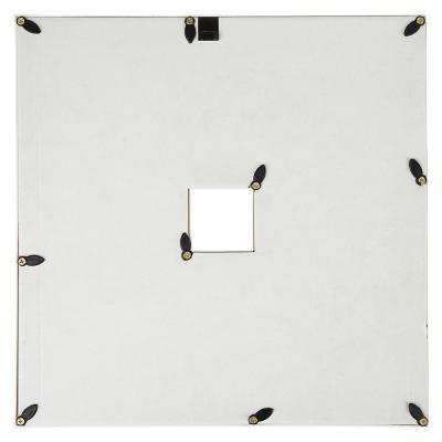 424-039 LADECOR Фоторамка на 4 фотографии, 30х30см, пластик, белая