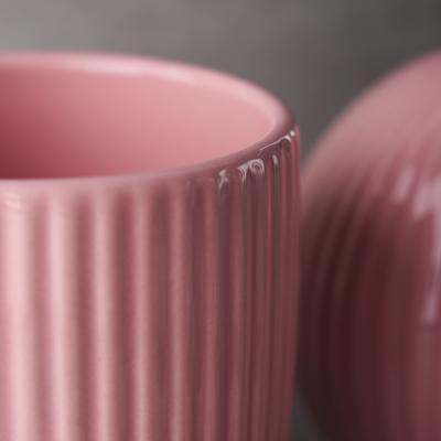 """463-975 VETTA Стакан для ванной комнаты """"Палермо"""", керамика, 3 цвета"""