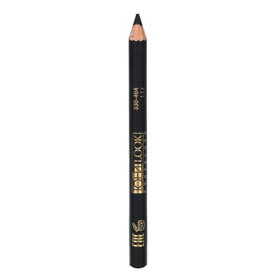 330-404 Набор для макияжа глаз ЮниLook: тушь для ресниц 10 мл + карандаш для глаз 1,1 г, черный