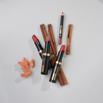 330-405 Набор для губ ЮниLook: губная помада 3,8 г + карандаш для губ 1 г, 2 тона