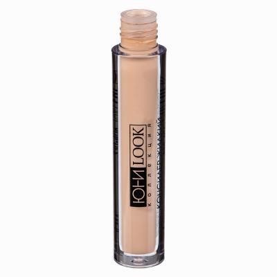 330-406 Консилер жидкий ЮниLook, для кожи вокруг глаз, 4 мл, 3 тона
