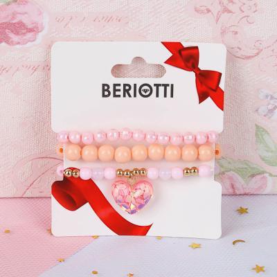 316-349 Набор браслетов 3 шт BERIOTTI,  4 дизайна