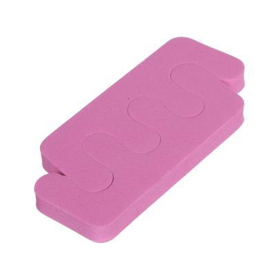 305-373 Разделители для пальцев 2 шт ЮниLook, 9,5х4,5 см, 3 цвета