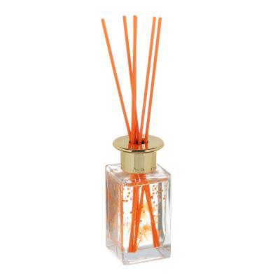 412-066 LADECOR Аромадиффузор с палочками и декором, 100мл, 3 аромата