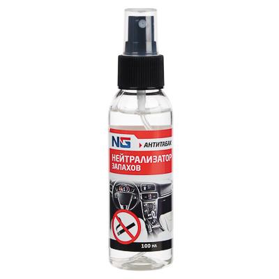 727-074 NG Нейтрализатор запахов, антитабак, 100мл, пластик