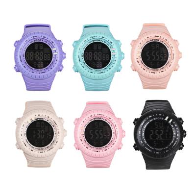 026-002 Часы электронные наручные BERIOTTI, 1х2032, 6 цветов