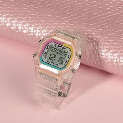 026-006 Часы электронные наручные BERIOTTI, 1х2032, 2 дизайна