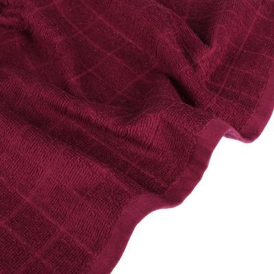 484-020 PROVANCE Линт Полотенце махровое, 100% хлопок, 70х130см, ягодный