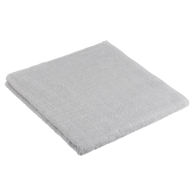 484-021 PROVANCE Линт Полотенце махровое, 100% хлопок, 70х130см, серый