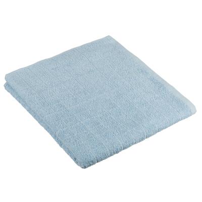 484-023 PROVANCE Линт Полотенце махровое, 100% хлопок, 70х130см, голубой