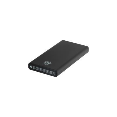 Аккумулятор мобильный, 10000 мАч, 2xUSB, 2А, пластик, 2 цвета-4